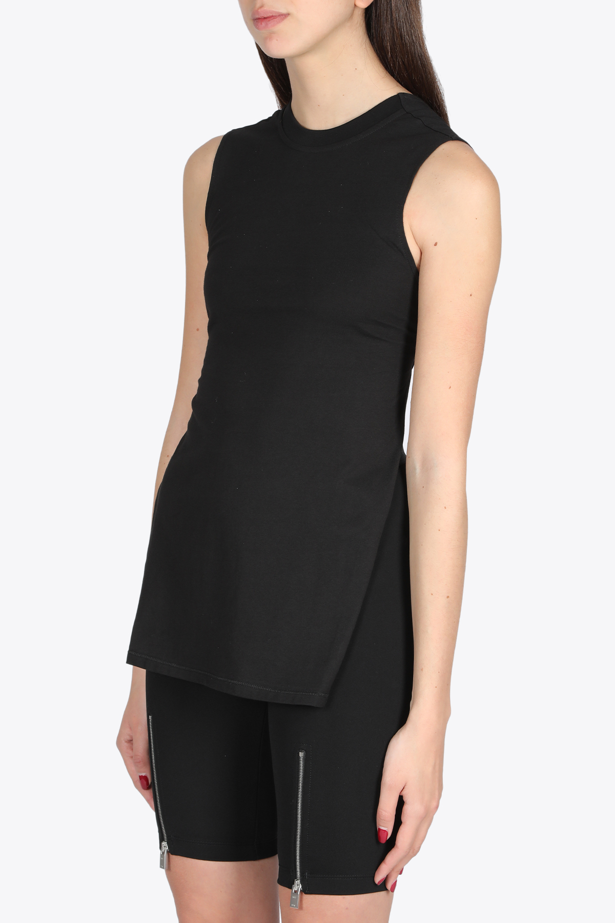 CUT OUT T-SHIRT TANK 1017 ALYX 9SM | 46 | AAWSH0114FA01 CUT OUT T-SHIRT TANKBLACK