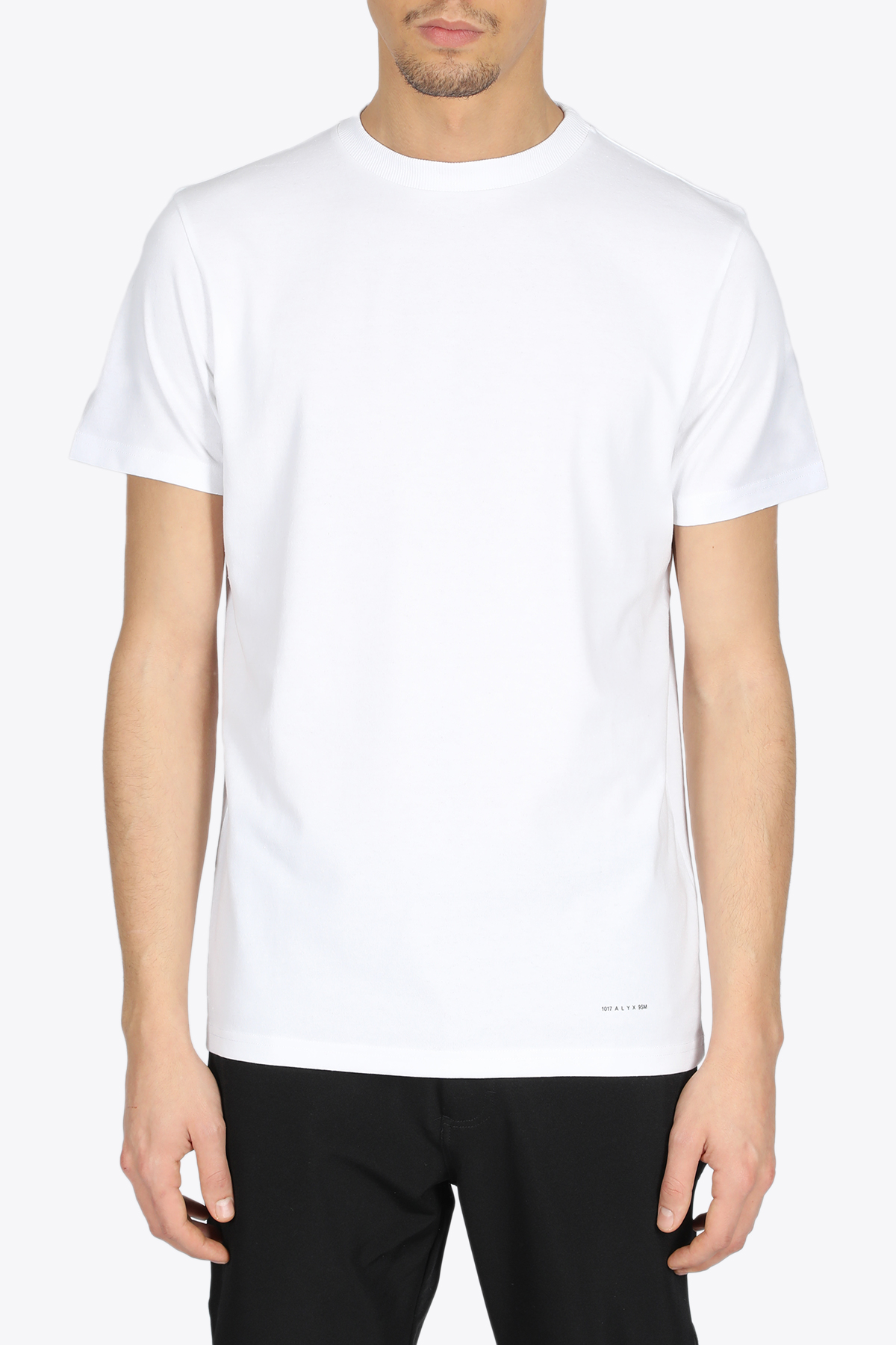 3 PACK T-SHIRT BASIC CON LOGO IN COTONE 1017 ALYX 9SM | 8 | AVUTS0024FA01 3 PACK TEEWHITE/GREY/BLACK