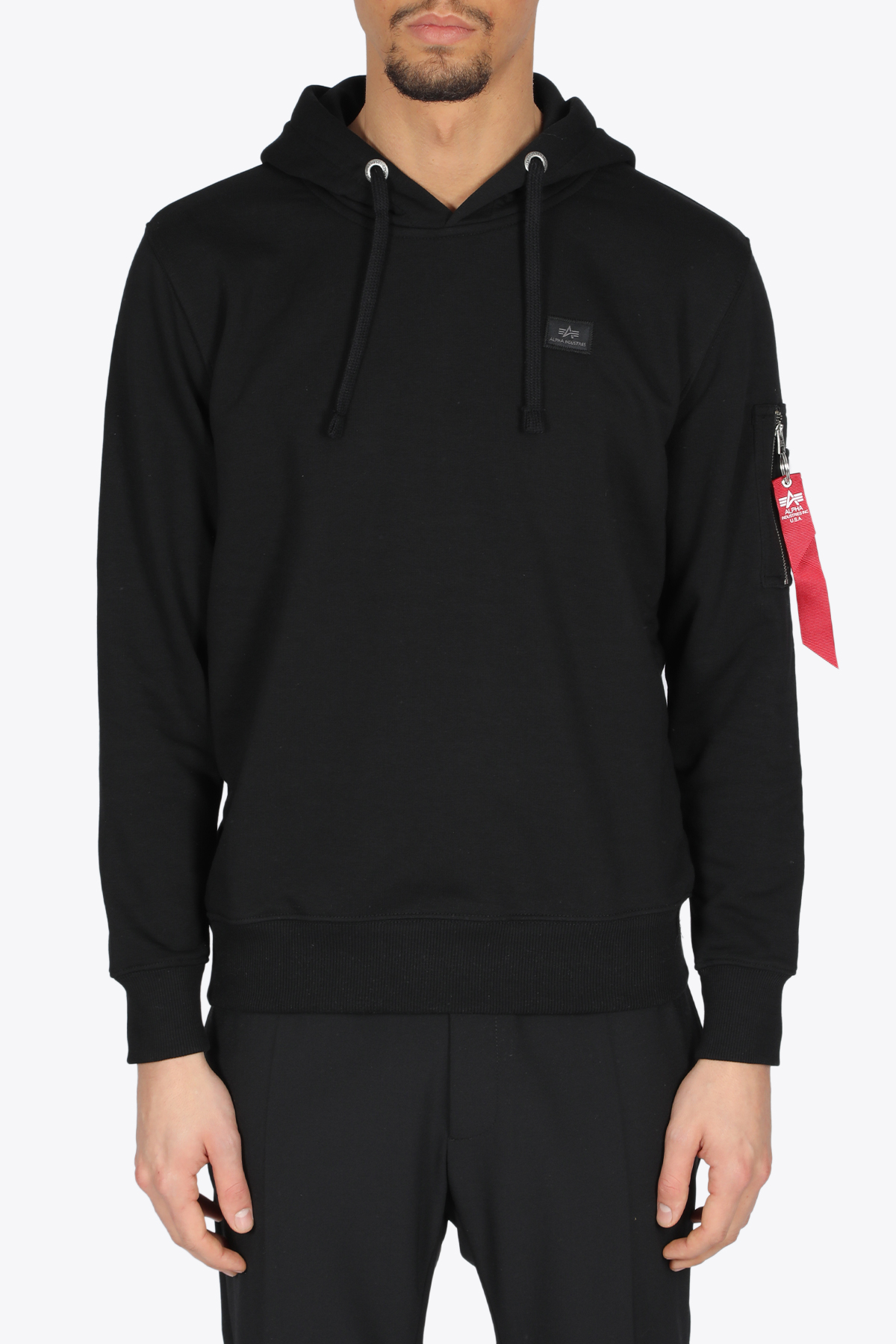 ALPHA INDUSTRIES | -108764232 | 158321 X-FIT HOODY03