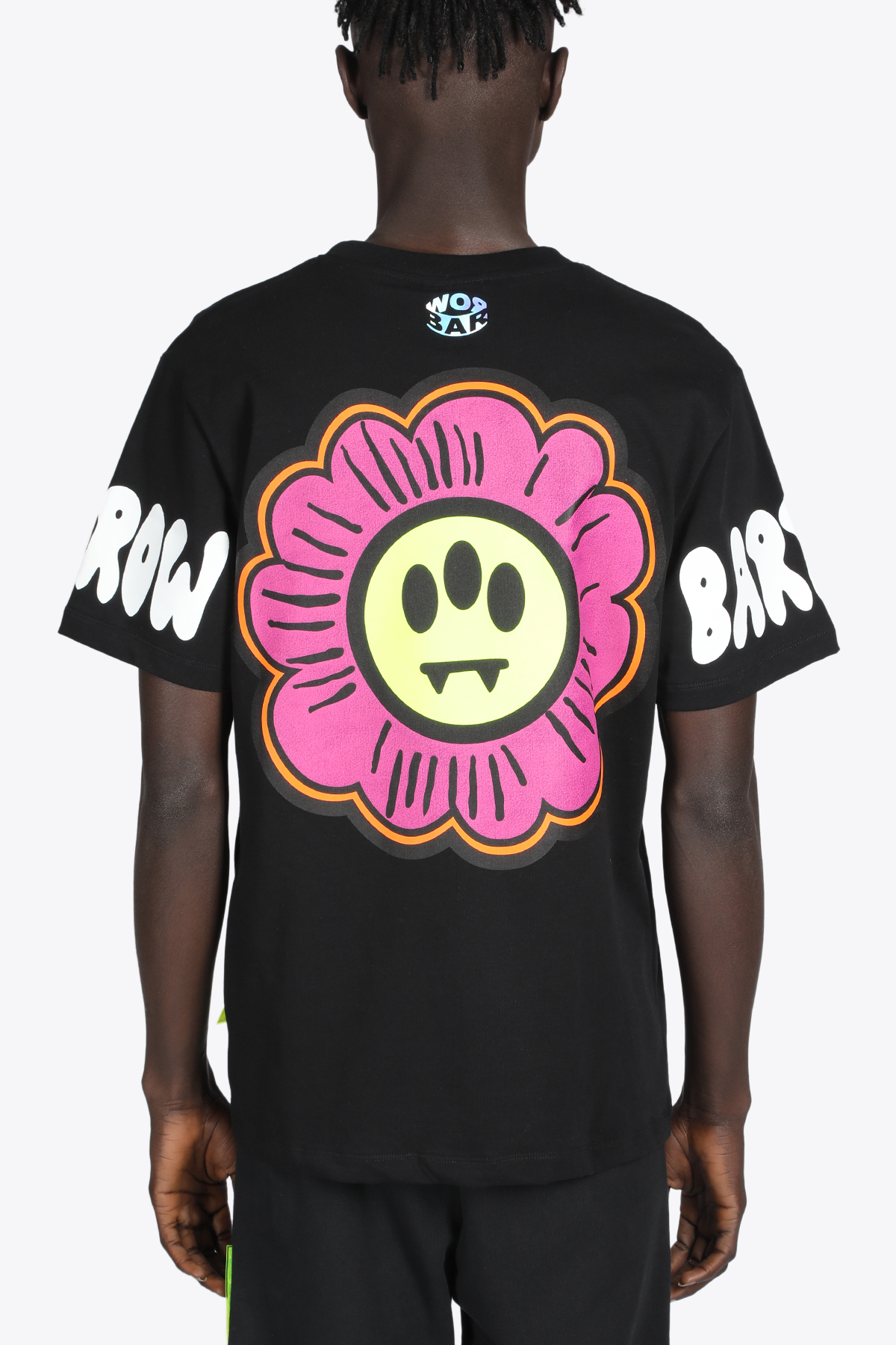 FLOWER SMILE TEE BARROW | 8 | 029143110