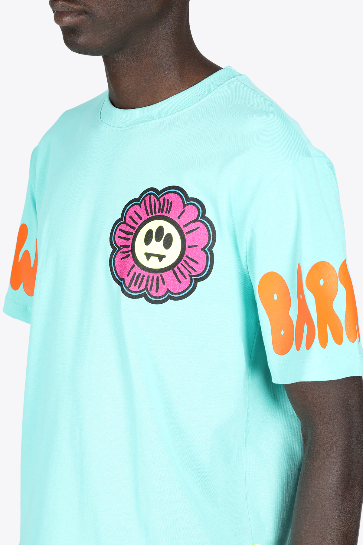 FLOWER SMILE TEE BARROW | 8 | 029143114