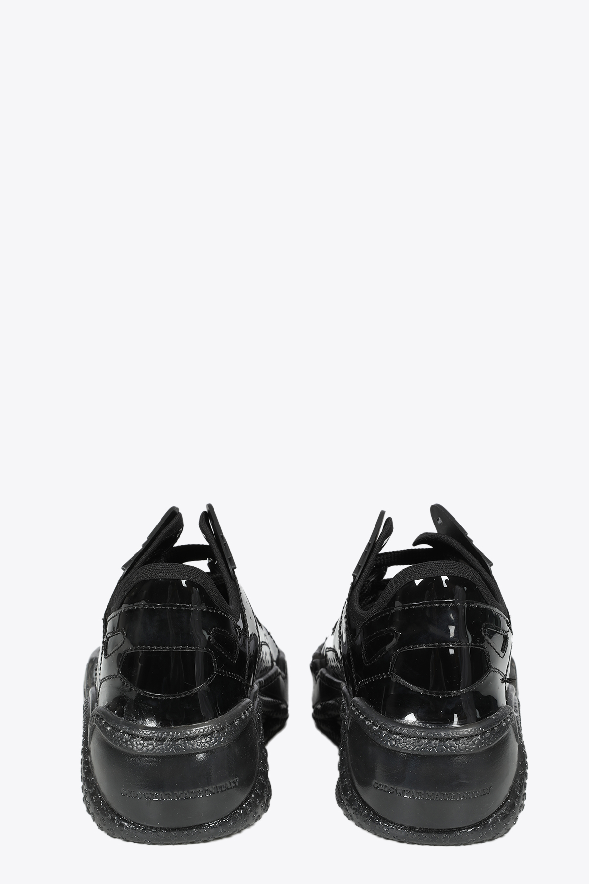 TRANSPARENT SKATE SNEAKERS GCDS | 10000039 | SS21M010003 TRANSPARENT SKATE SNEAKERS02