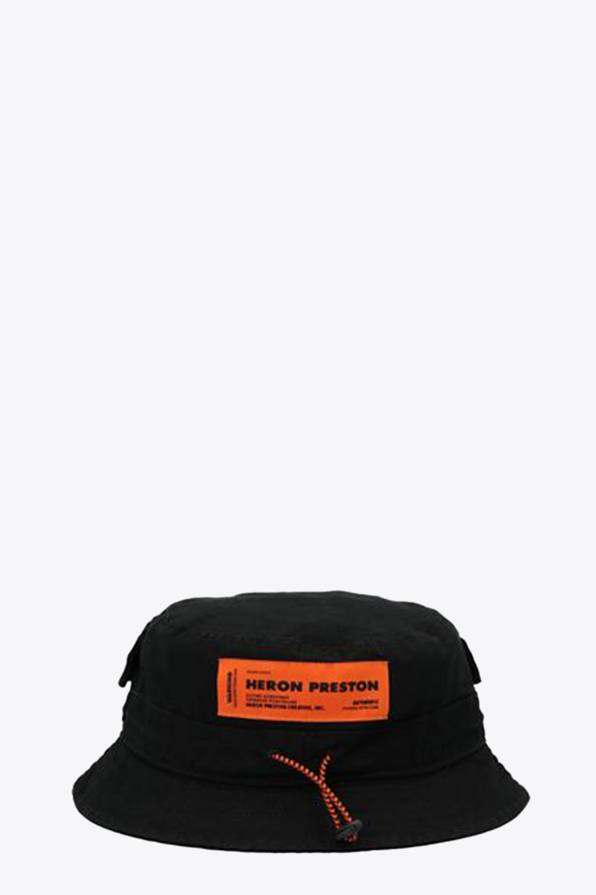 COTTON TWILL BUCKET HAT HERON PRESTON | 26 | HMLB005R21FAB001 COTTON TWILL BUCKET HAT1000