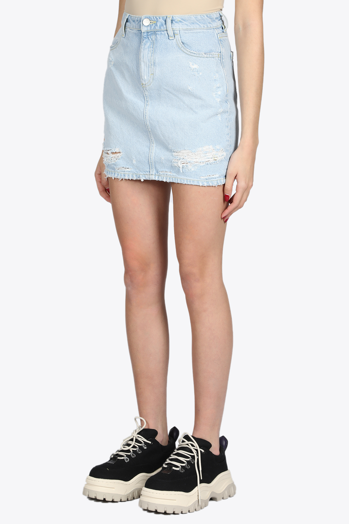DENIM SKIRT ICON DENIM | 15 | ALICEID114