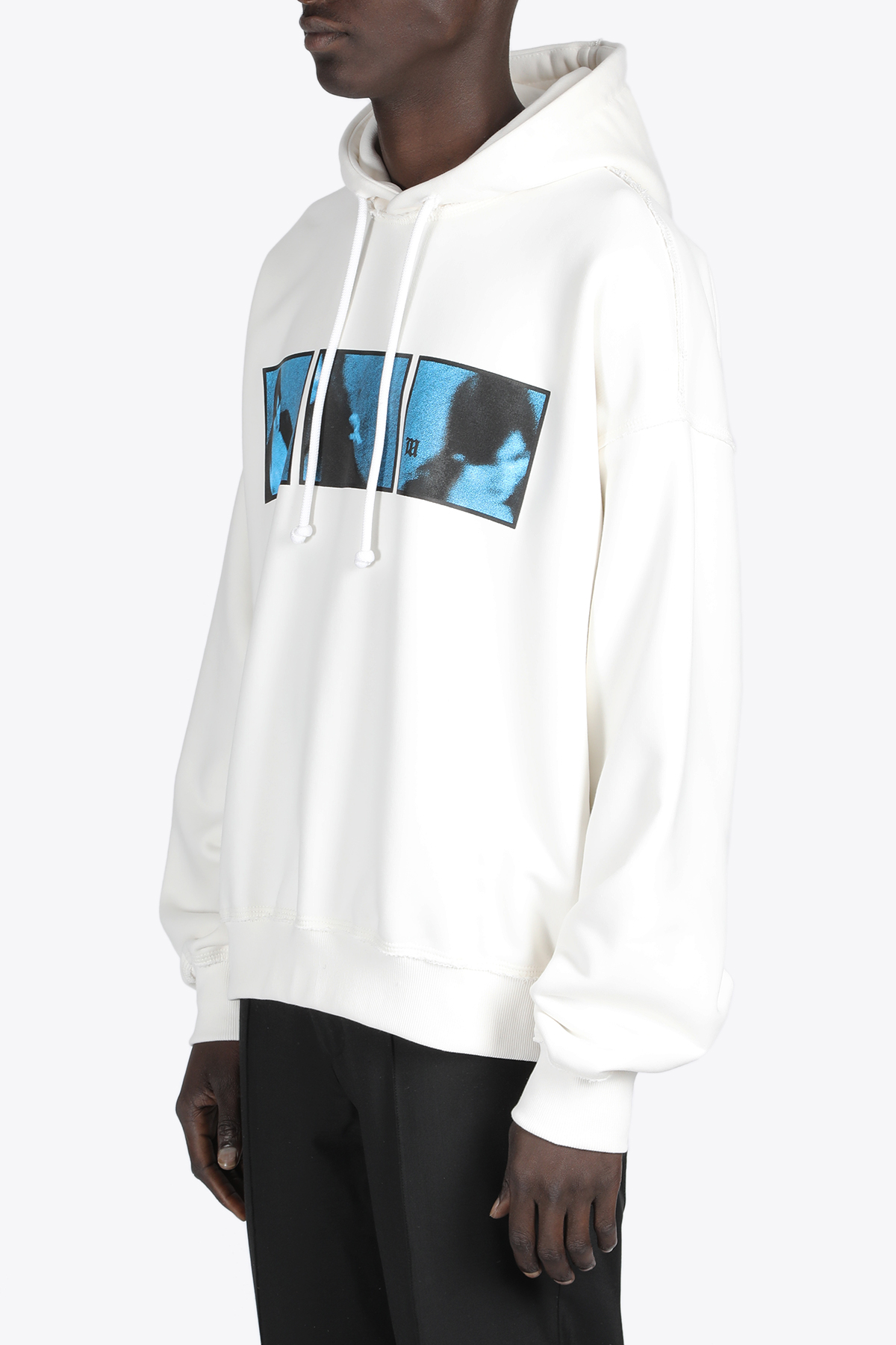 I WANT YOU HOODIE MISBHV | -108764232 | 021M151 I WANT YOU HOODIEOFF WHITE