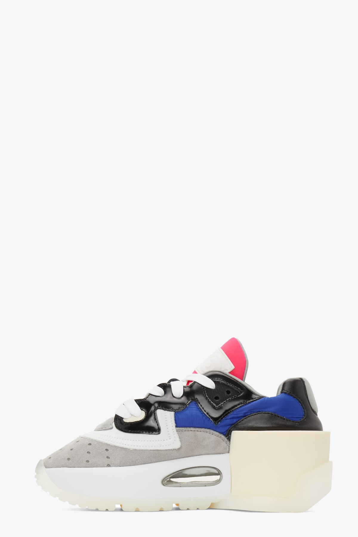 CHUNKY LOW-TOP SNEAKERS MM6 MAISON MARGIELA | 10000039 | S40WS0182 P3990H8489
