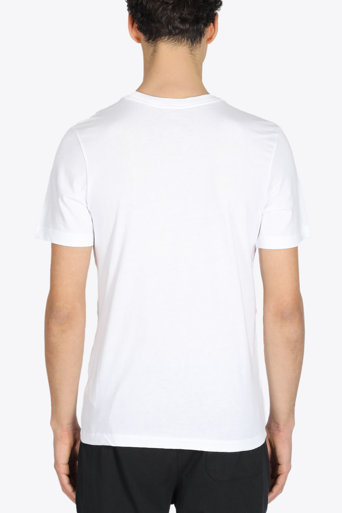 chest logo tee NIKE | 8 | AR4997-101WHITE