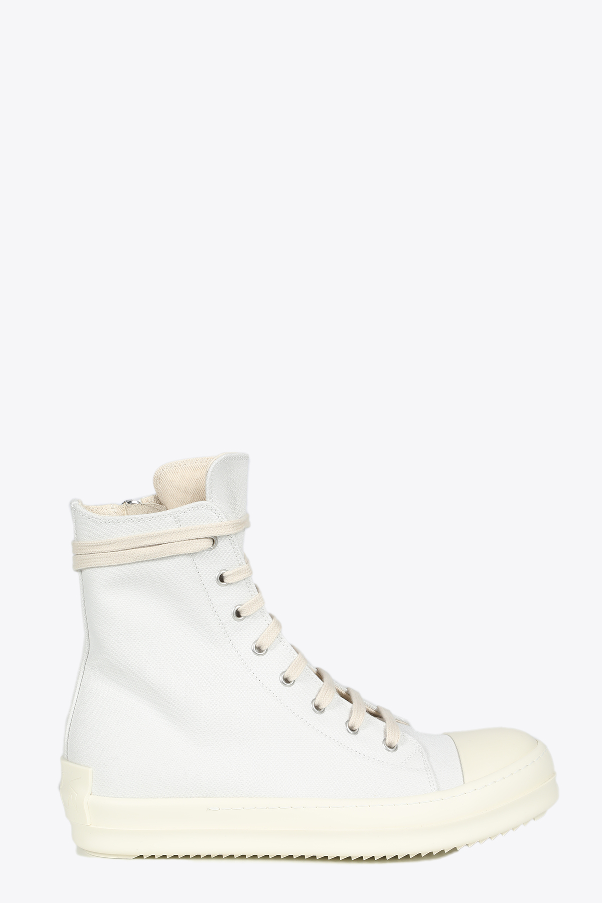 LACE UP HIGH TOP SNEAKERS RICK OWENS-DRKSHDW   10000039   DS21S2800 TNAPH2 SNEAKERS8111