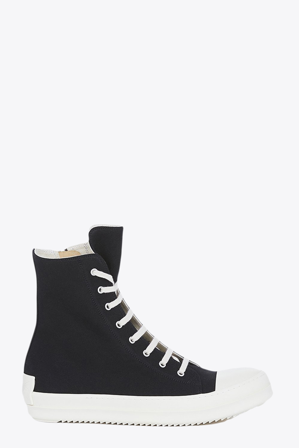LACE UP HIGH TOP SNEAKERS RICK OWENS-DRKSHDW | 10000039 | DS21S2800 TNAPH2 SNEAKERS911