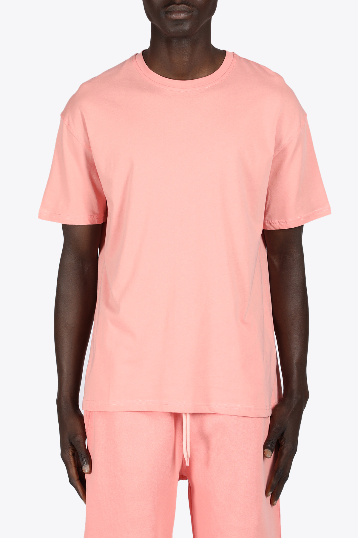 BASIC TEE THE FUTURE | 8 | TF0004PINK