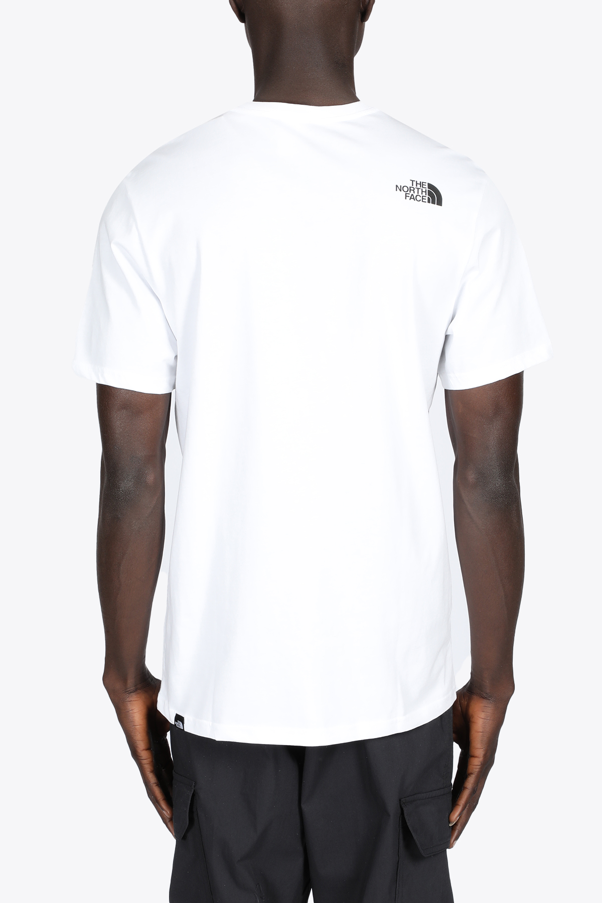 standard ss tee THE NORTH FACE | 8 | NF0A4M7XFN41WHITE
