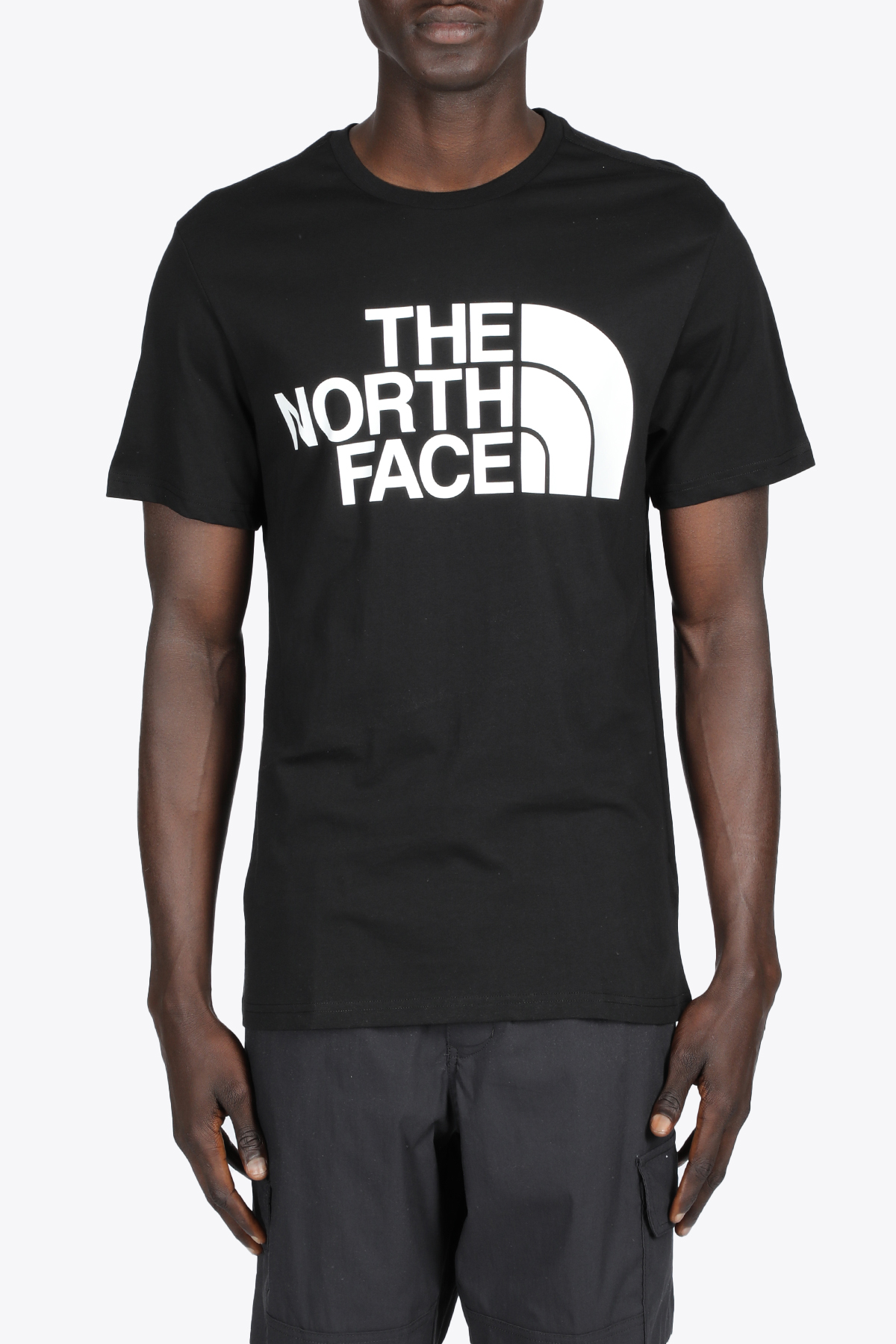 standard ss tee THE NORTH FACE | 8 | NF0A4M7XJK31BLACK