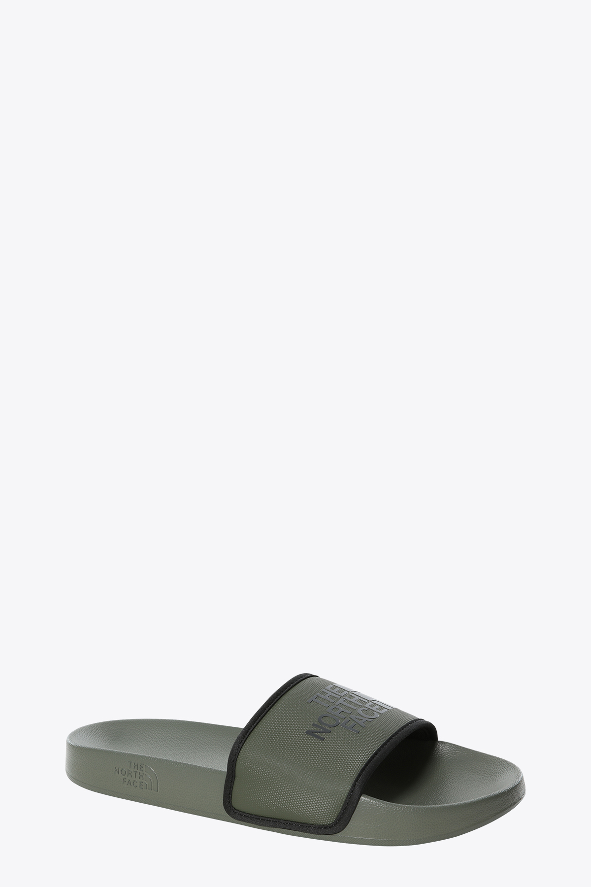 base camp slide THE NORTH FACE | 5032257 | NF0A4T2RBQW1GREEN/BLACK