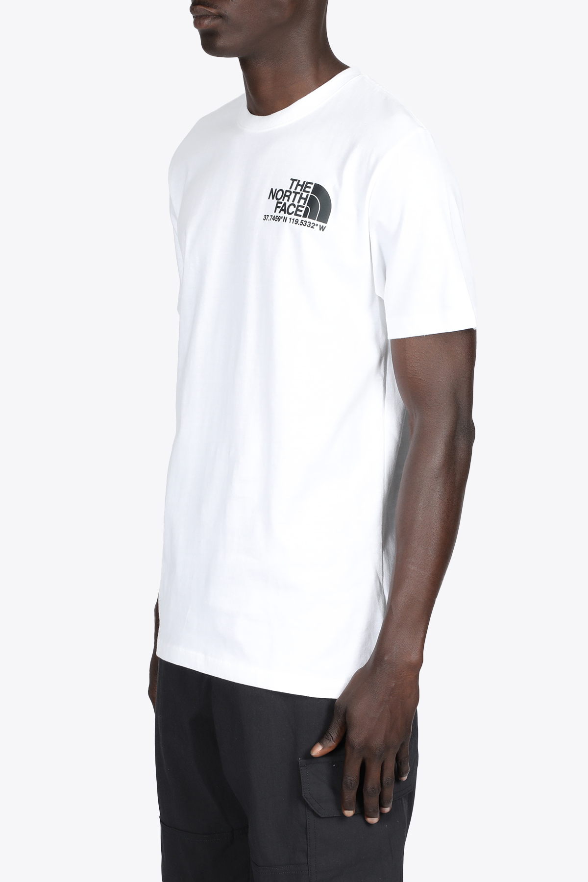 coordinates s/s tee THE NORTH FACE | 8 | NF0A52Y8FN41WHITE