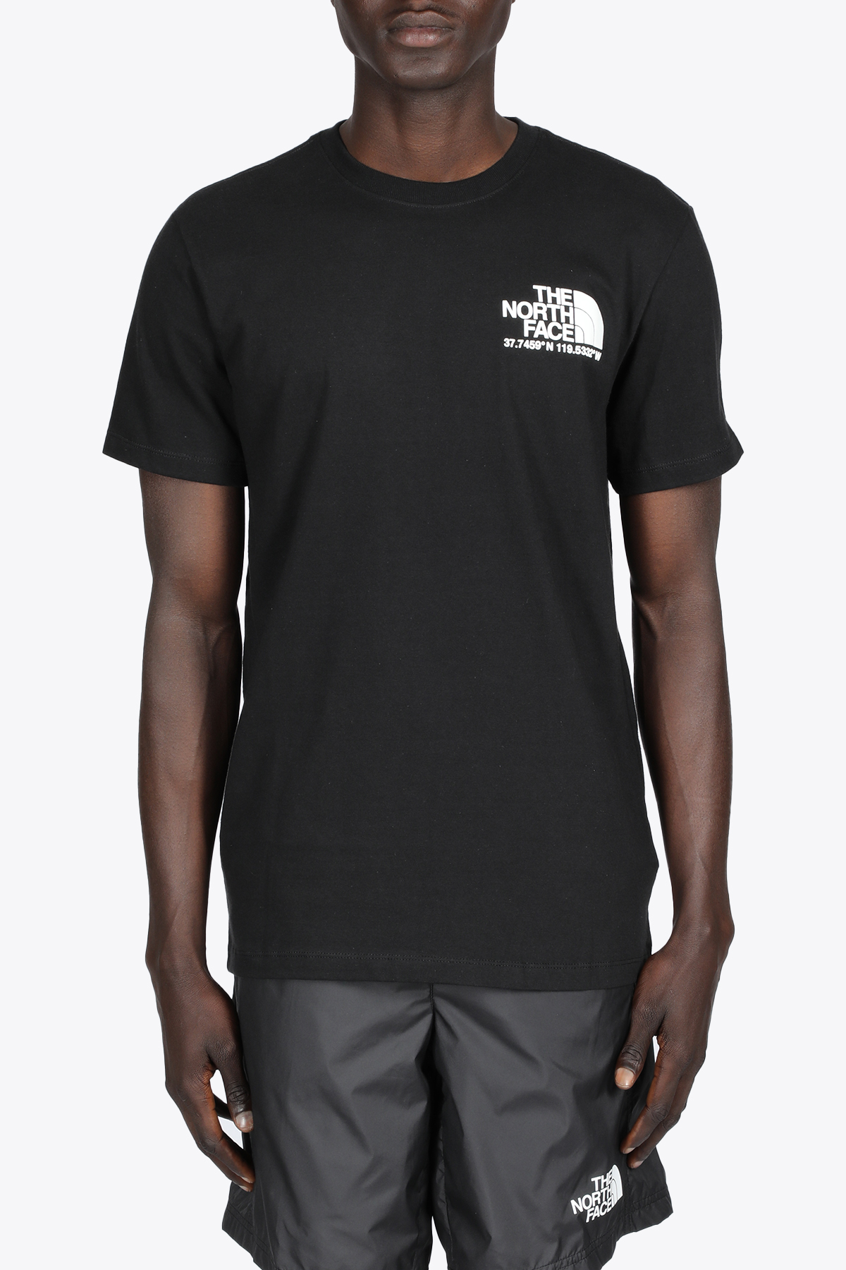 coordinates s/s tee THE NORTH FACE | 8 | NF0A52Y8JK31BLACK