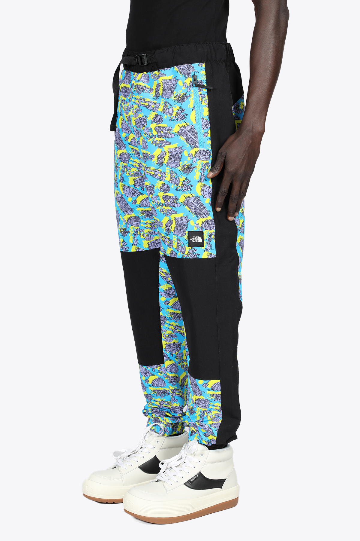 black box track pant THE NORTH FACE | 9 | NF0A55BG05B1MULTI