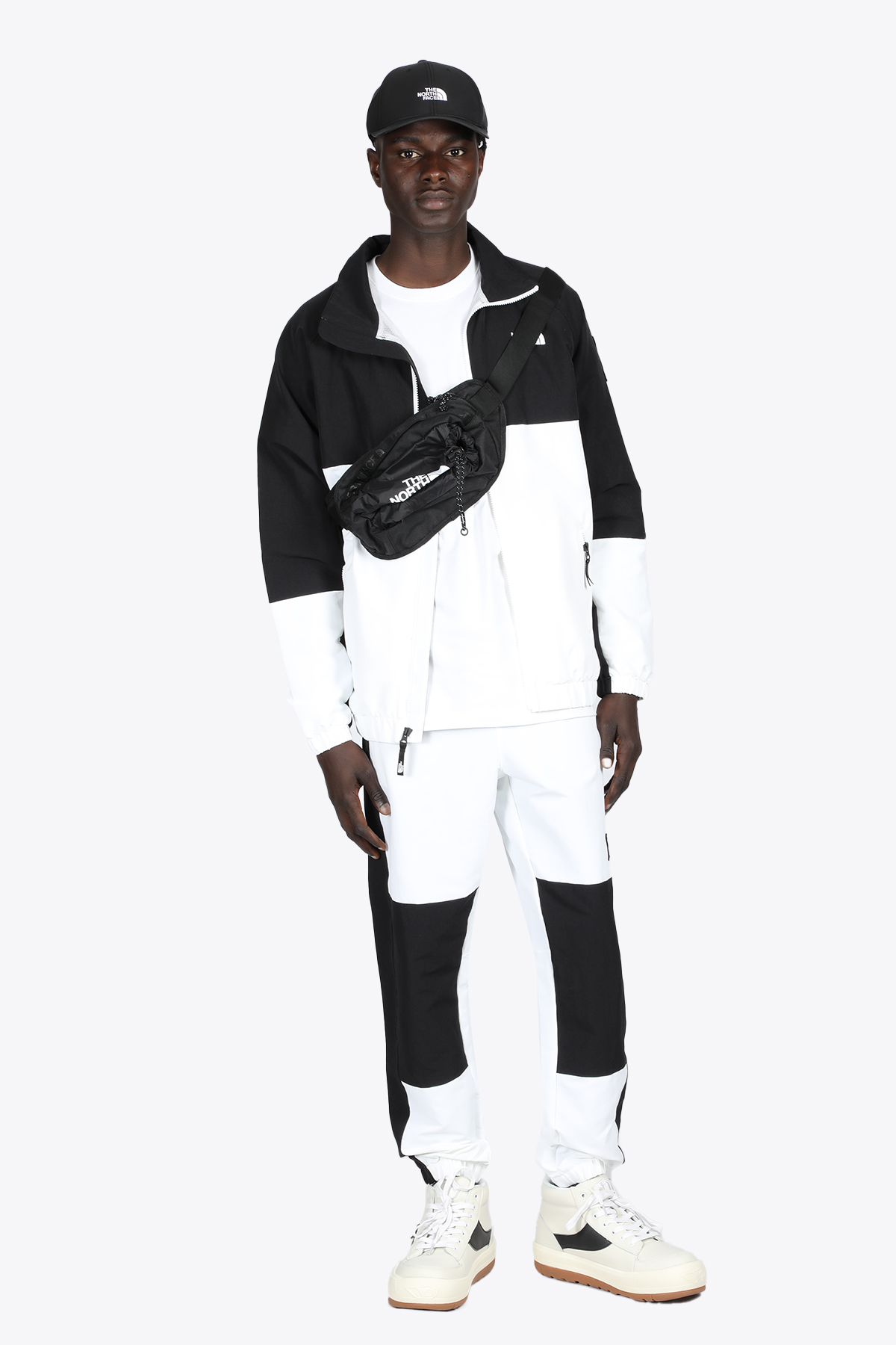 black box track pant THE NORTH FACE | 9 | NF0A55BGFN41WHITE