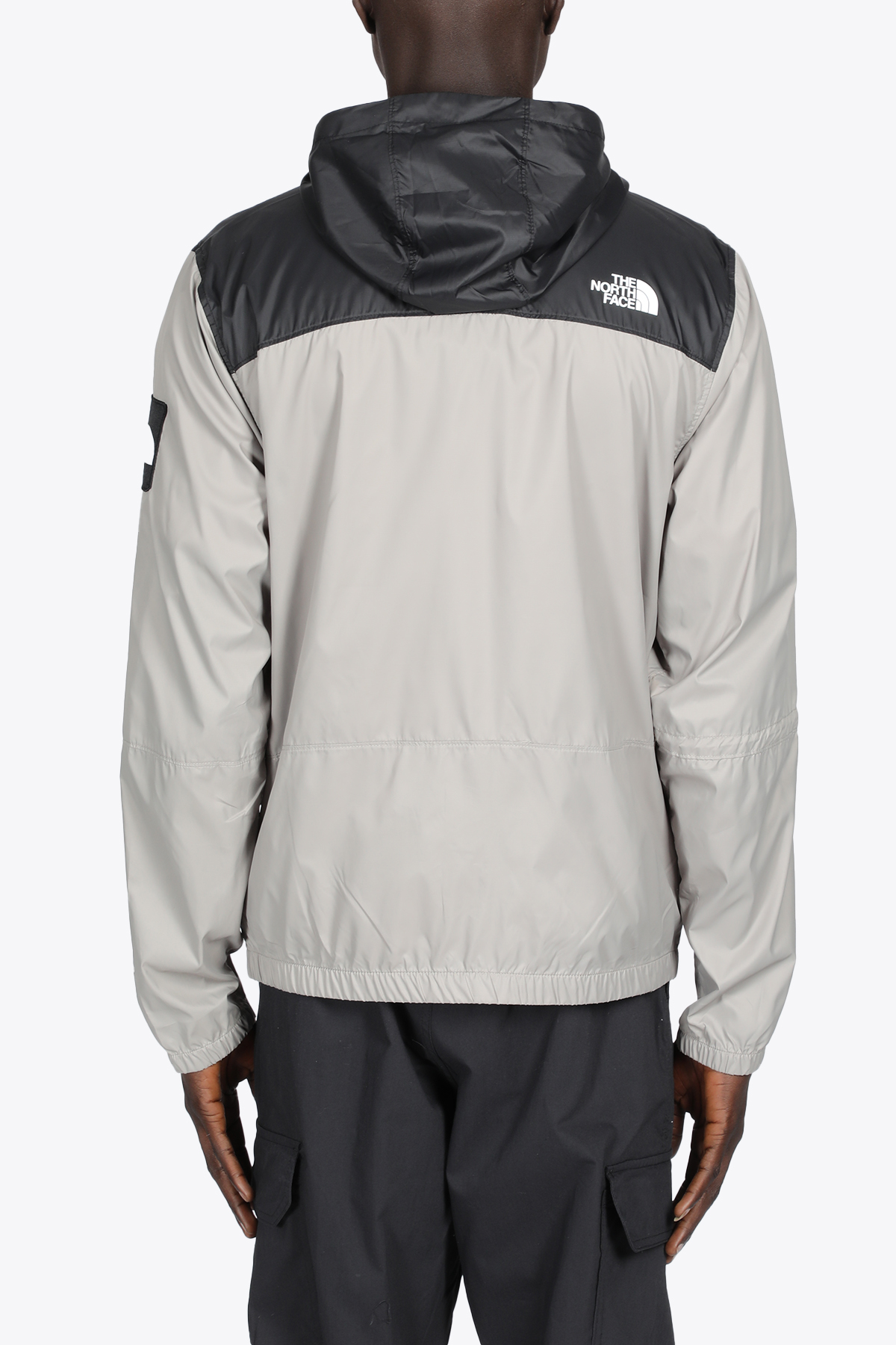 black box 1990 wind jacket THE NORTH FACE | -276790253 | NF0A55BRVQ81MINERAL GREY