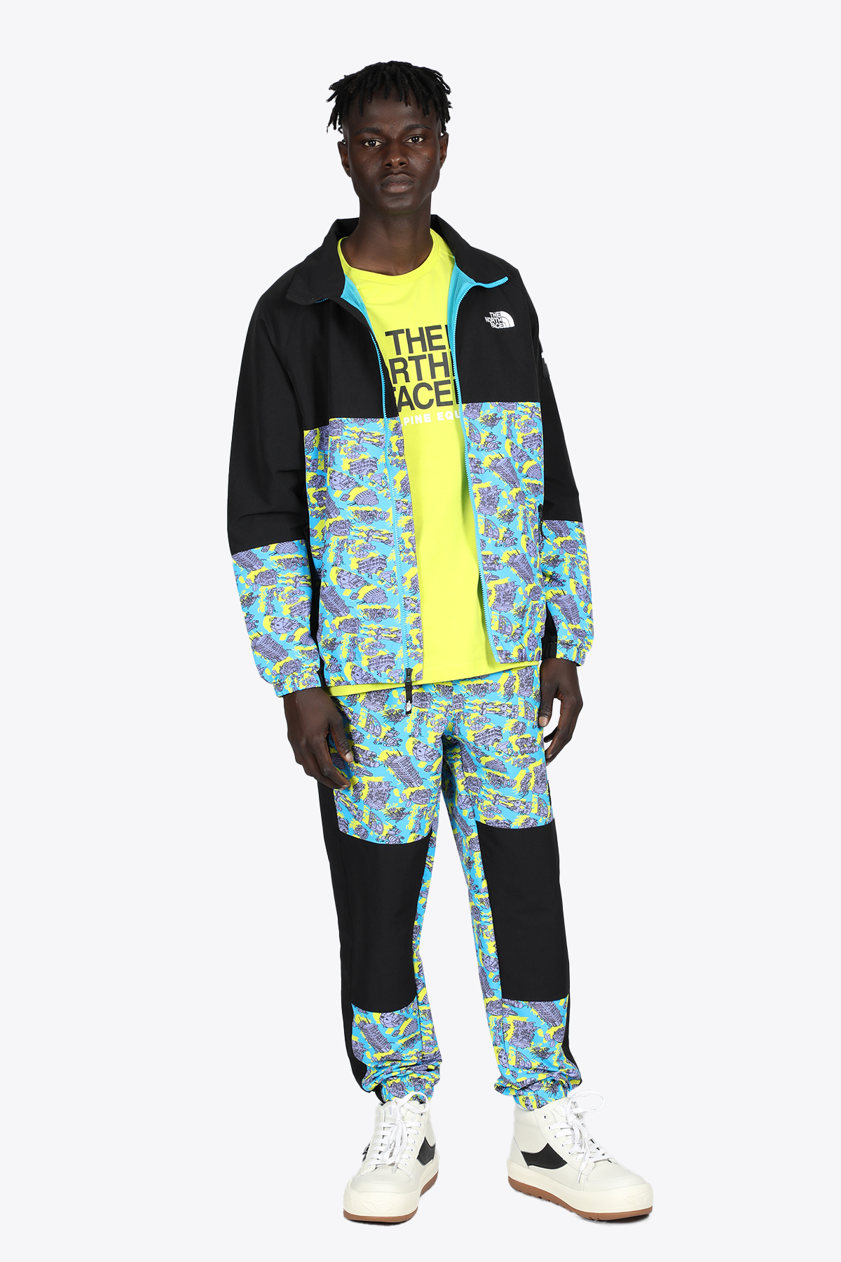 black box track top THE NORTH FACE | -276790253 | NF0A55BT05B1MULTI