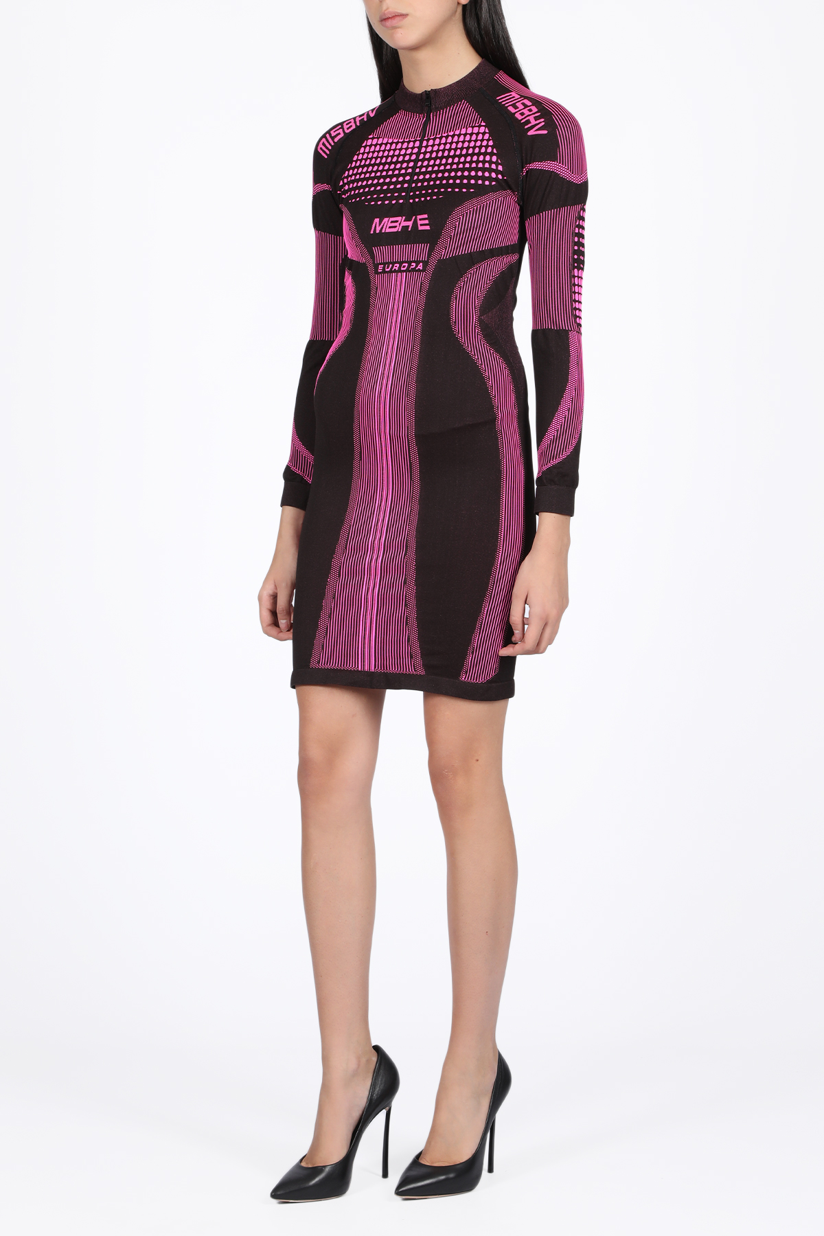 ACTIVE FUTURE DRESS MISBHV | 11 | 119W111 ACTIVE FUTURE DRESSBLACK/PINK