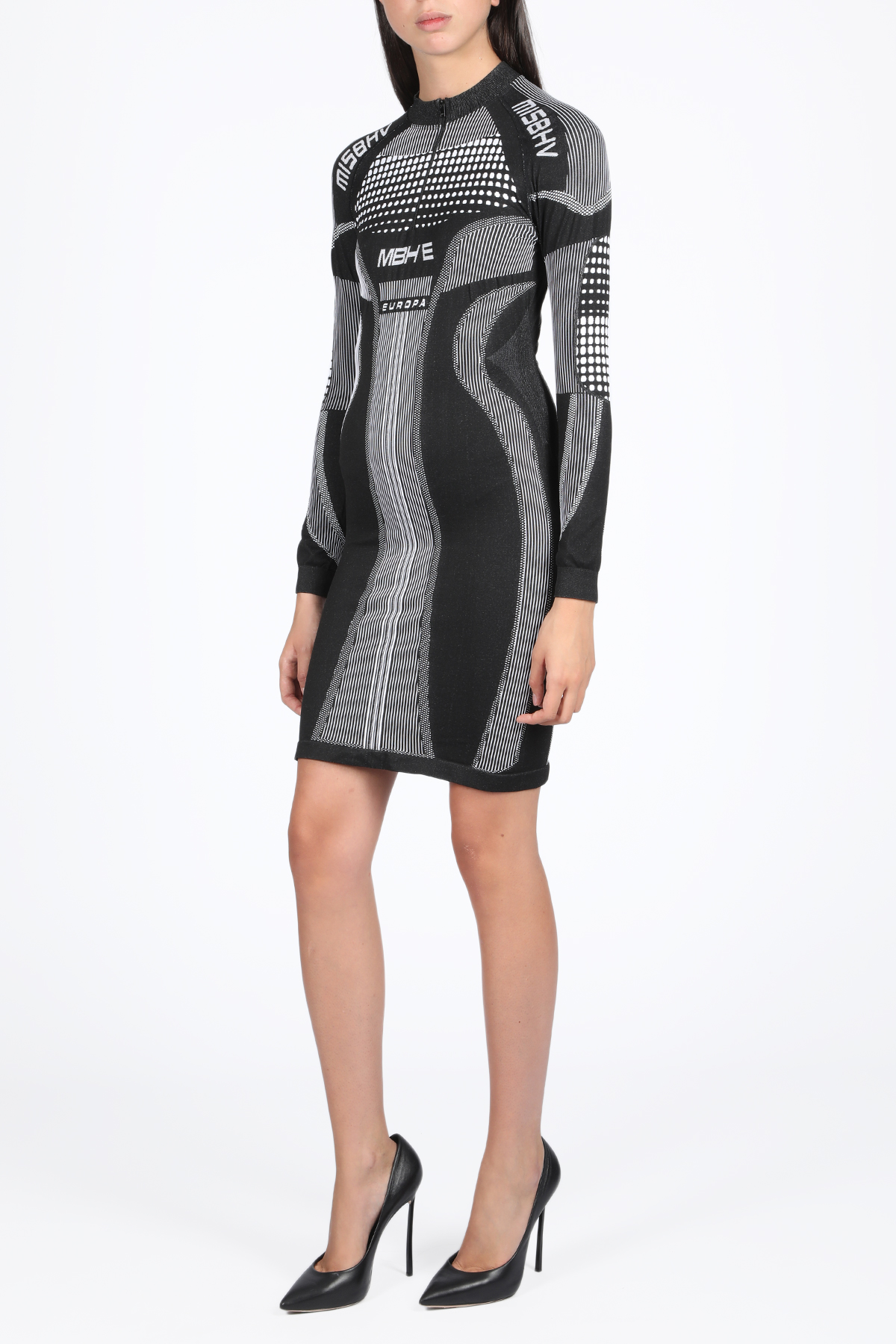 ACTIVE FUTURE DRESS MISBHV | 11 | 119W121 ACTIVE FUTURE DRESSBLACK/WHITE