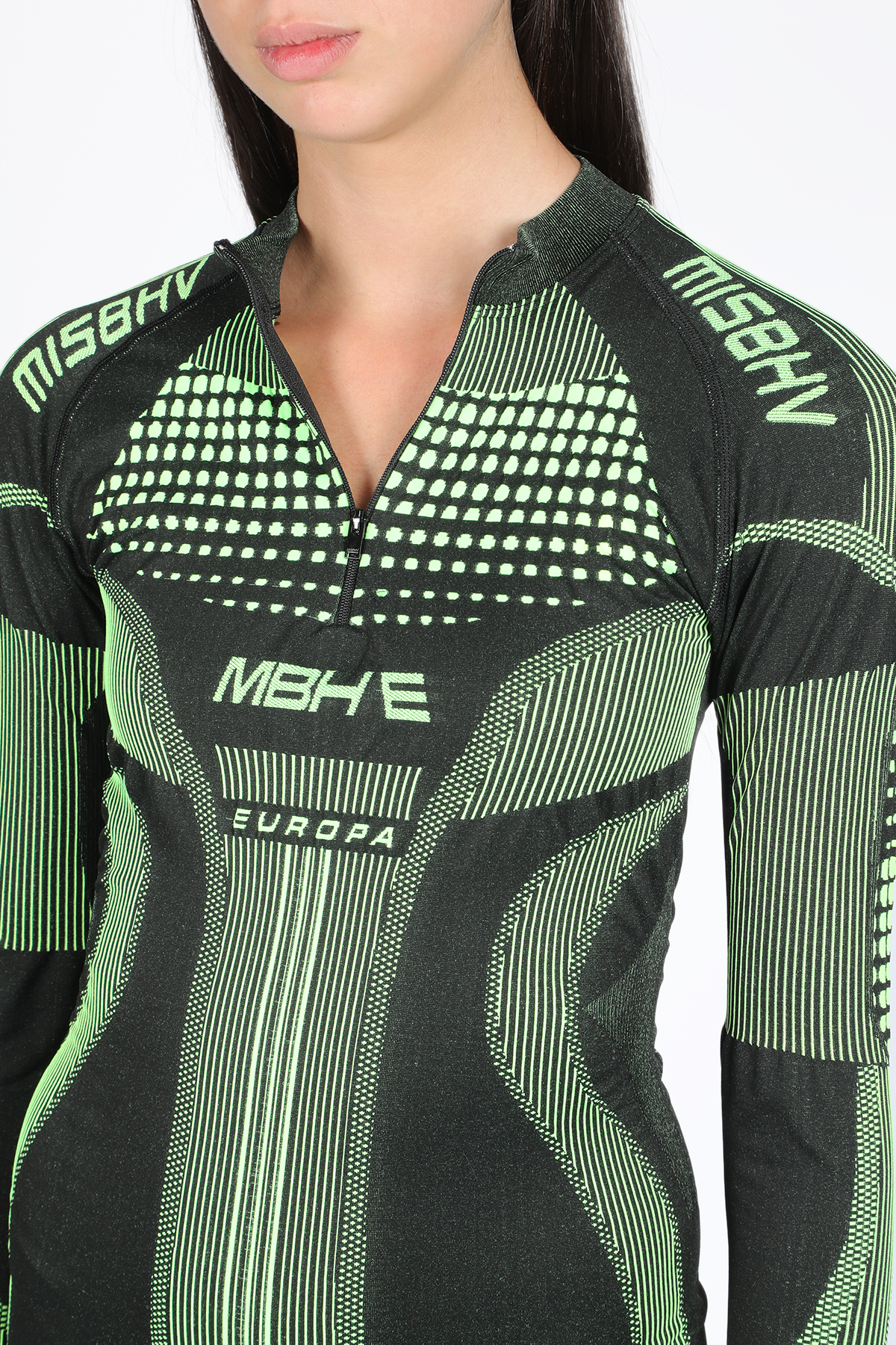 MISBHV | 11 | 119W131 ACTIVE FUTURE DRESSBLACK/GREEN