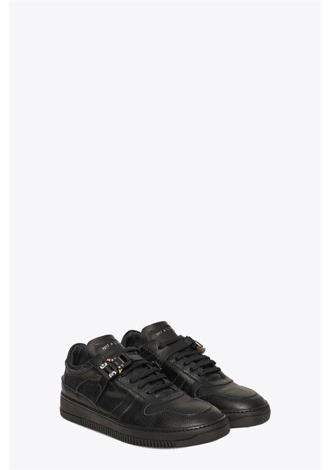 AAUSN0014LE01 1017 ALYX 9SM | 10000039 | AAUSN0014LE01 BUCKLE LOW TRAINERBLACK