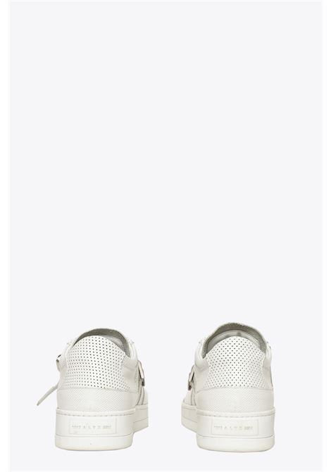 1017 ALYX 9SM | 10000039 | AAUSN0014LE01 BUCKLE LOW TRAINERWHITE