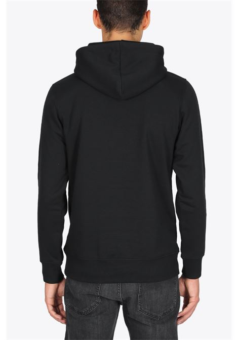 hooded sweatshirt visual 1017 ALYX 9SM | -108764232 | AVUSW0009FA01 HOODED SWEATSHIRT VISUALBLACK