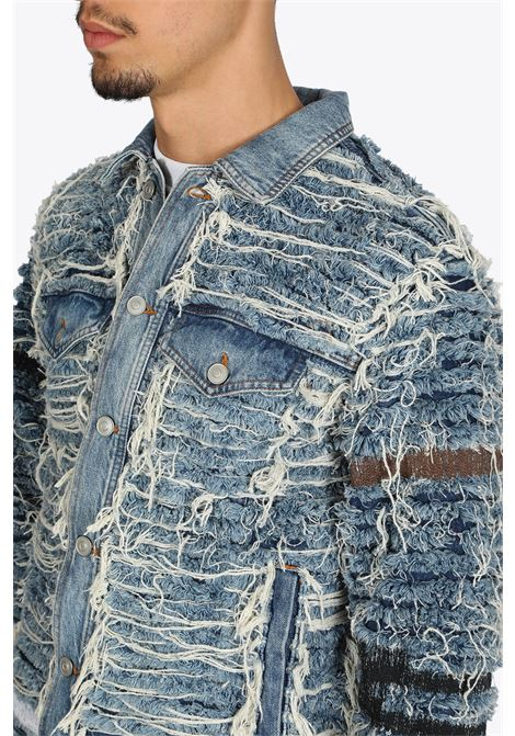 denim jacket blackmeans 1017 ALYX 9SM | -276790253 | AZMOU0117FA05 DENIM JACKET BLACKMEANSLIGHT BLUE