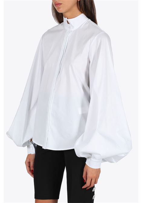 Puff sleeves shirt ACTUALEE | 6 | 5160 CA489WHITE