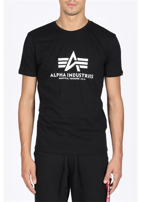 LOGO TEE ALPHA INDUSTRIES | 8 | 10050103