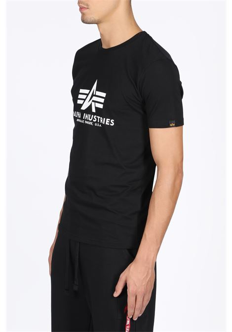 T-SHIRT CON LOGO ALPHA INDUSTRIES | 8 | 10050103