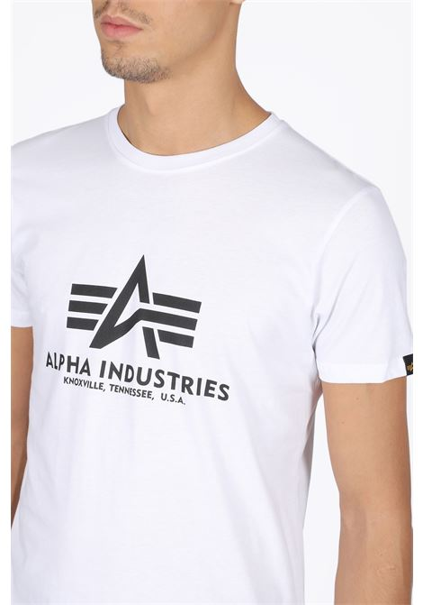 LOGO TEE ALPHA INDUSTRIES | 8 | 10050109