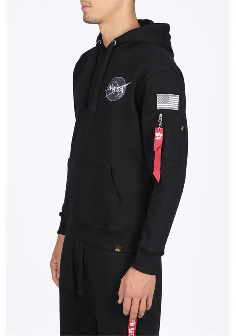 space shuttle hoody ALPHA INDUSTRIES | -108764232 | 17831703