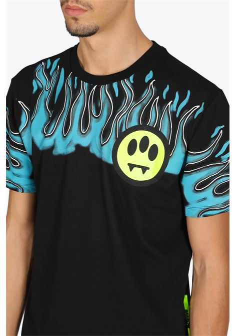 t-shirt fiamme e smile BARROW | 8 | 027998 JERSEY T-SHIRT110