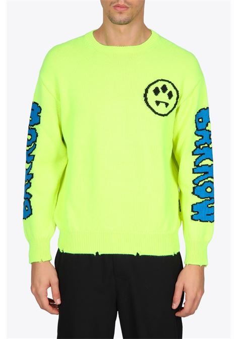 SMILE SWEATER BARROW | -1384759495 | 028004 SWEATER023