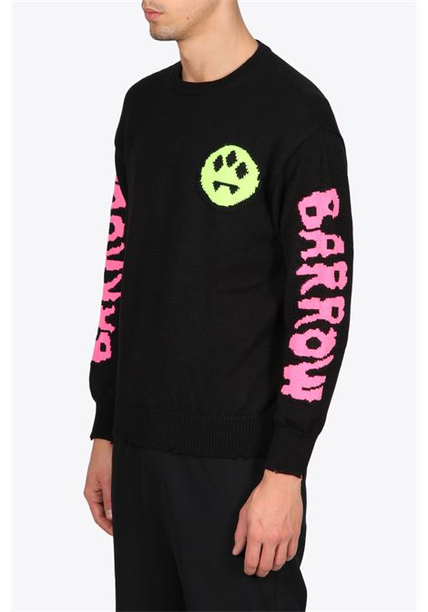 SMILE SWEATER BARROW | -1384759495 | 028004 SWEATER110