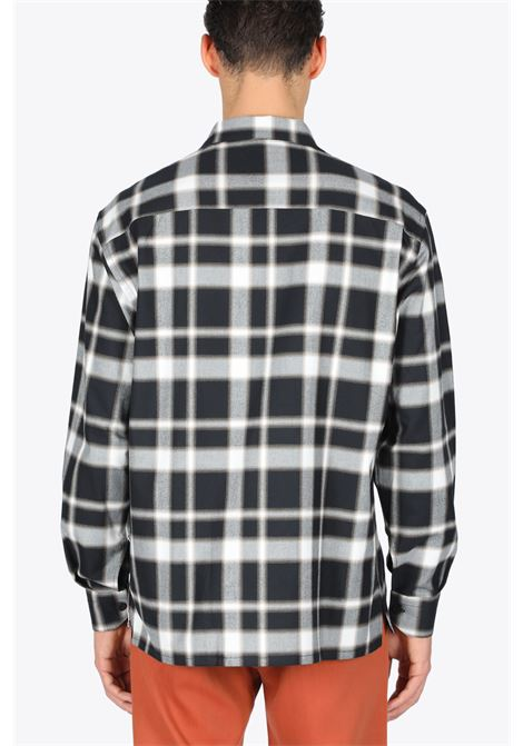 CAMP COLLAR CHECK SHIRT COSTUMEIN | 6 | ETIENNECHECK