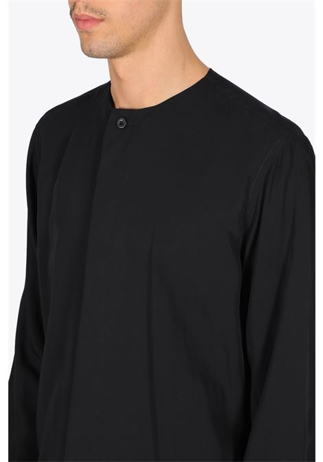 BUTTONLESS SHIRT COSTUMEIN | 6 | PHILIPPEBLACK