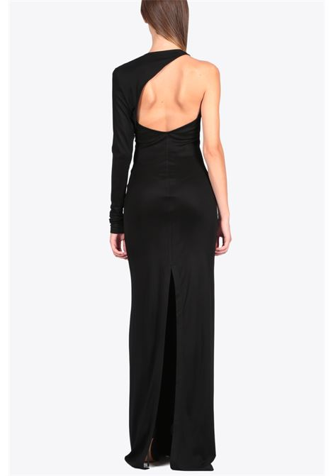 dnm one shoulder jersey maxi dress DANAME
