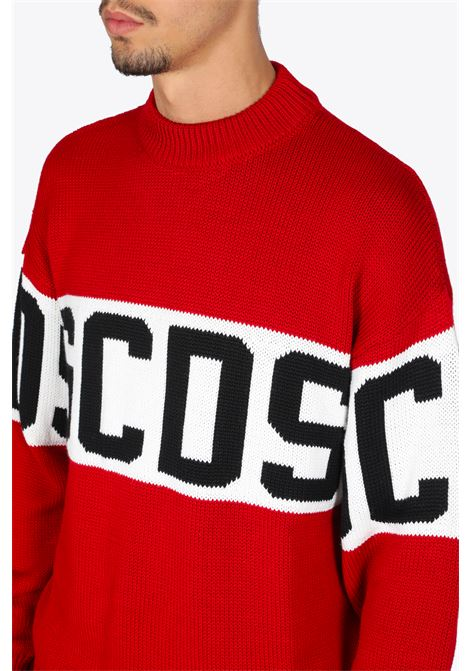logo sweater GCDS | -1384759495 | CC94M021150 LOGO SWEATER03