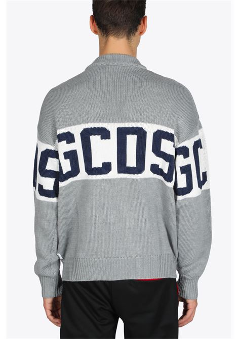 LOGO SWEATER GCDS | -1384759495 | CC94M021150 LOGO SWEATER10