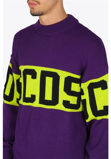 logo sweater GCDS | -1384759495 | CC94M021150 LOGO SWEATER11