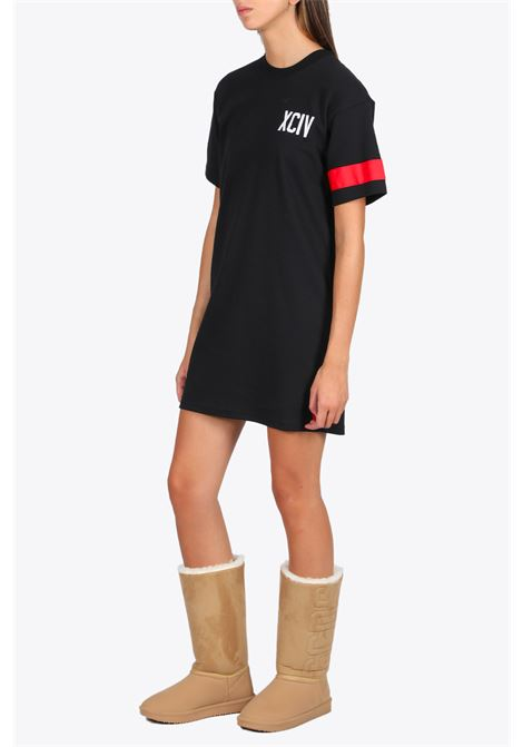 LOGO TEE DRESS GCDS | 11 | CC94W021004 LOGO TEE DRESS02