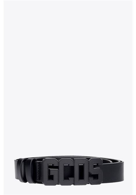 BELT WITH LOGO GCDS | 22 | FW21M010059 BELT WITH LOGO02
