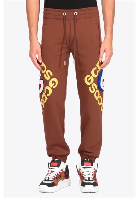 3D LOGO SWEATPANTS GCDS | 9 | FW21M030034 3D LOGO SWEATPANTS14