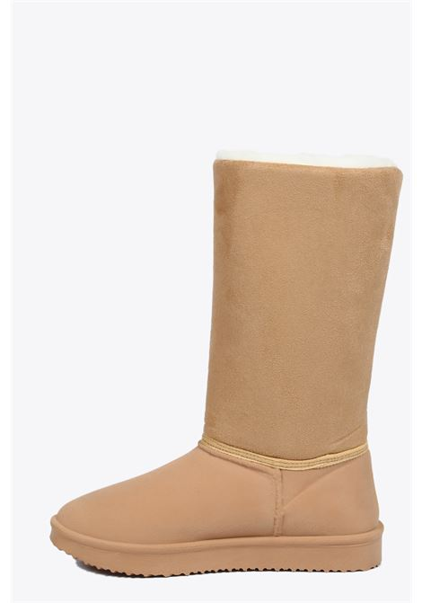 WINTER SHEARLING BOOT GCDS | 76 | FW21W010098 WINTER SHEARLING BOOT13