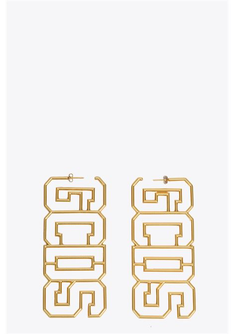 GOLD EARRINGS GCDS | 48 | FW21W010182 GOLD EARRINGS16