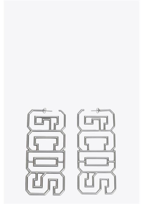 SILVER EARRINGS GCDS | 48 | FW21W010182 GOLD EARRINGS17
